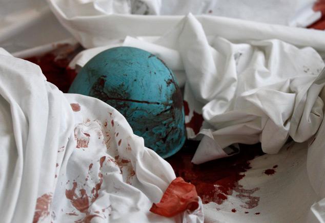 Мертвые протестующие Киева ( ЖЕСТЬ )