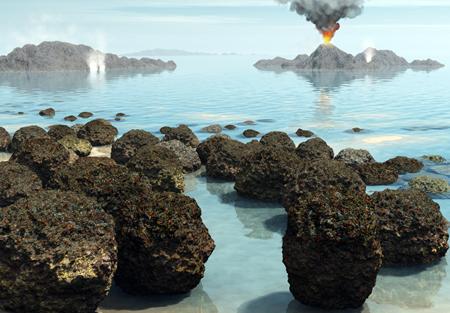 РНК — это возможно ключ к разгадке происхождения жизни на земле?