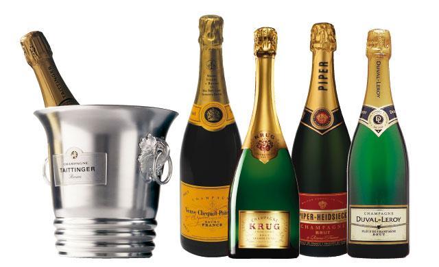 10 самых дорогих марок шампанского в мире (11 фото)