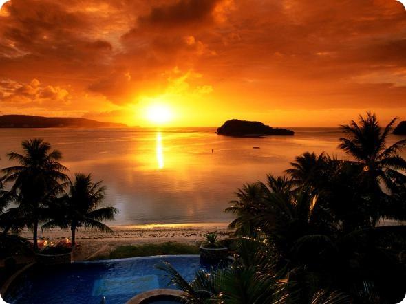 Самые прекрасные закаты
