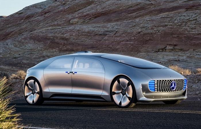 Футуристические автомобили в разработке