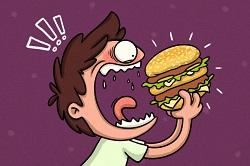 10 исключительно точных комиксов о том, как нас представляют изготовители продуктов.